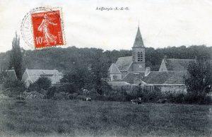 Auffargis - 1907
