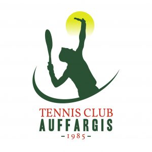 logo tennis club auffargis